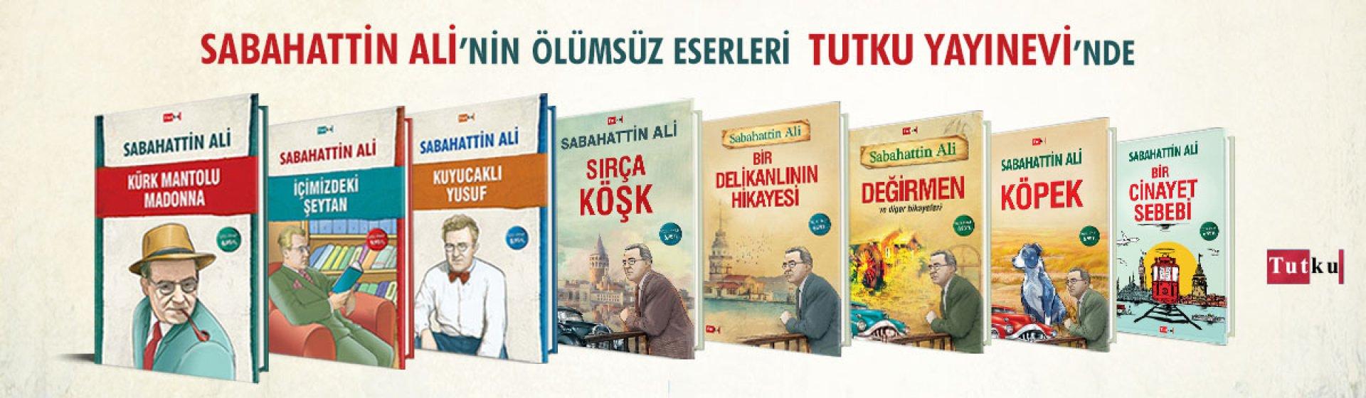 Sabahattin Ali Banner
