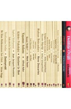 Felsefe Kitap Seti - 22 Kitap