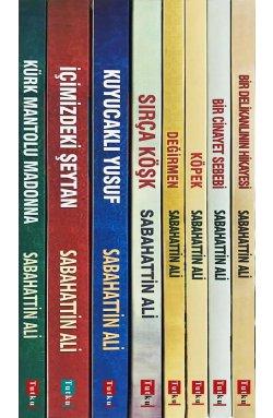 Sabahattin Ali Seti - 8 Kitap