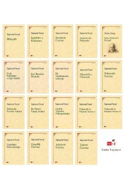 Sigmund Freud Kitap Seti -19 Kitap