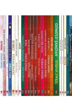 Stefan Zweig Bütün Öyküleri - 23 Kitap