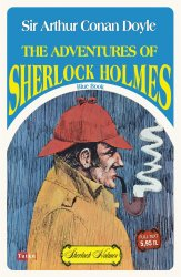 The Adventures Of Sherlock Holmes - Blue Book (İngilizce)