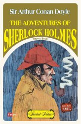 The Adventures Of Sherlock Holmes - Brown Book (İngilizce)