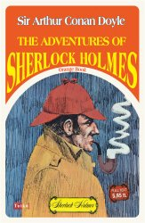 The Adventures Of Sherlock Holmes - Orange Book (İngilizce)