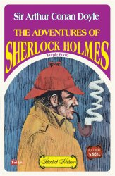 The Adventures Of Sherlock Holmes - Purple Book (İngilizce)