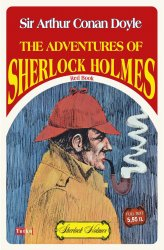 The Adventures Of Sherlock Holmes - Red Book (İngilizce)