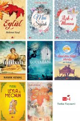 Türk Edebiyatı Klasikleri - 8 Kitap